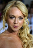 Lindsay Lohan Royalty Free Stock Photography