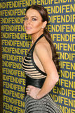 Lindsay Lohan. At the Fendi Redesigned Rodeo Flagship Store Launch and 'Ten Baguettes For Ten Years' Exhibition benefitting Lacma, Fendi, Beverly Hills, CA 02 Royalty Free Stock Photography