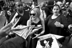 Lindsay Lohan 2013 Stock Photos