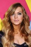 Lindsay Lohan Royalty Free Stock Photography