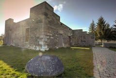 Lindsay Old Mill Ruins Imagen de archivo