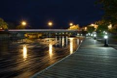 Lindsay Ontario Canada Trent Severn Waterway Stock Photography