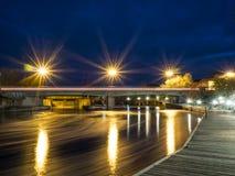 Lindsay Ontario Canada Trent Severn Waterway Stock Images