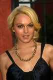 LINDSEY LOHAN Stock Images
