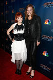 Lindsey Stirling, Lzzy Hale Royalty Free Stock Image