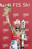 Lindsey Vonn Stock Photo