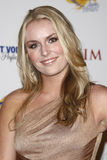 Lindsey Vonn Royalty Free Stock Photos