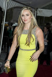 Lindsey Vonn Arrives at Time 100 Gala Royalty Free Stock Image