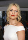 Lindsey Vonn Arrives at the 2015 Time 100 Gala Stock Images