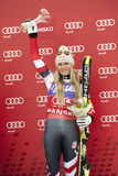 Lindsey Vonn Royalty Free Stock Photography