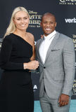 Lindsey Vonn and Kenan Smith Royalty Free Stock Photo