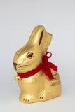 Lindt金兔宝宝 库存图片