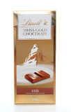 Lindt Swiss Gold Chcolate Royalty Free Stock Photo