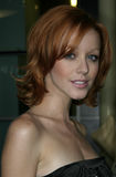 Lindy Booth royalty free stock photo