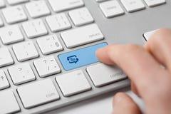 On-line-Übersetzer Lizenzfreies Stockfoto