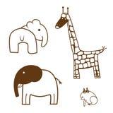 Line Animal Stock Photos