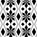 Line art abstract pattern Royalty Free Stock Photos