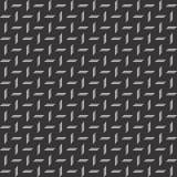 Line check motif seamless design pattern. Stock Image