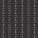 Line dot motif seamless design pattern. Stock Photos