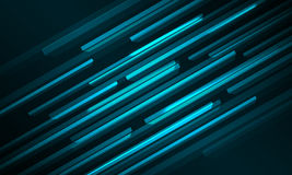Line Cube 3D glowing background. For design use Stock Photo