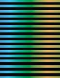 Line design in metallic color gradients. Royalty Free Stock Photo