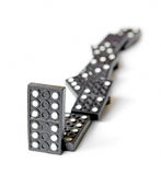 Line of dominos Royalty Free Stock Image