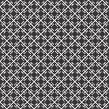 Line dot wave motif seamless design pattern. Linear, designtextile. stock illustration