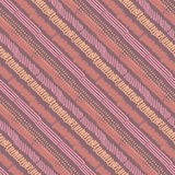 Line drawn  pattern Stock Images
