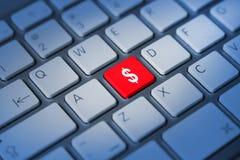 On-line-Einkaufskonzept lizenzfreies stockfoto