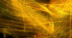 Line Flame Background Stock Photo