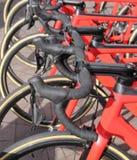 Racing Bicycles. Stock Image