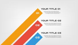 Line infographic design vector and marketing icons can be used for workflow layout, diagram, annual report, web design Royalty Free Stock Image