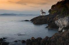 Line Kiln Lighthouse Royalty Free Stock Photography