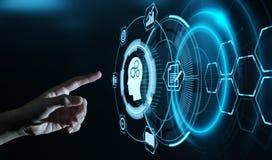On-line-Kurse E-Learning-Ausbildungs-Internet-Technologie Webinar stockfotografie