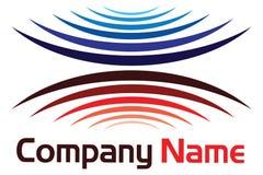 Line logo Stock Image