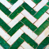 Line in morocco africa old tile and colorated floor ceramic abst Royalty Free Stock Image