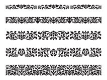Free Line Pattern Asian Traditional Art Design Vector Set, Thai Traditional Design  (Lai Thai Pattern) Royalty Free Stock Photo - 77140355