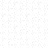 Line Pattern. Line Vector Illustration Hand Drawn Pattern Background Texture Cartoon Art Royalty Free Stock Photography