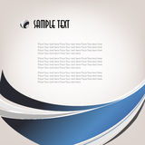 line perspective background Royalty Free Stock Image