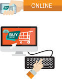 On- line purchase Stock Photos
