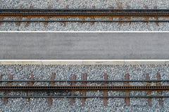Line of railway Stock Images