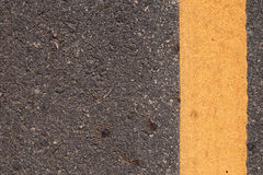 line on the road texture Royalty Free Stock Photo