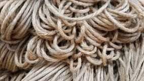 Line rope Royalty Free Stock Photography