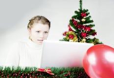 on-line shoping Στοκ εικόνα με δικαίωμα ελεύθερης χρήσης