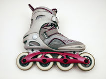 In line skate Stock Images