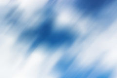 Line Smooth blue abstract background Royalty Free Stock Images