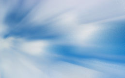 Line Smooth blue abstract background Royalty Free Stock Photo