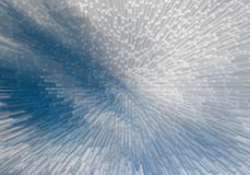 Line Smooth blue abstract background Royalty Free Stock Image