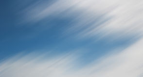Line Smooth blue abstract background Stock Image