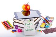 On-line-Technologie-Bildungs-Lernen stockbilder